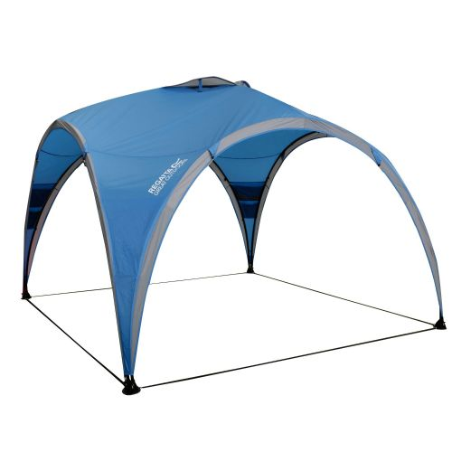 Regatta 3M FAMILY STEEL FRAME GAZEBO FRENCH BLUE